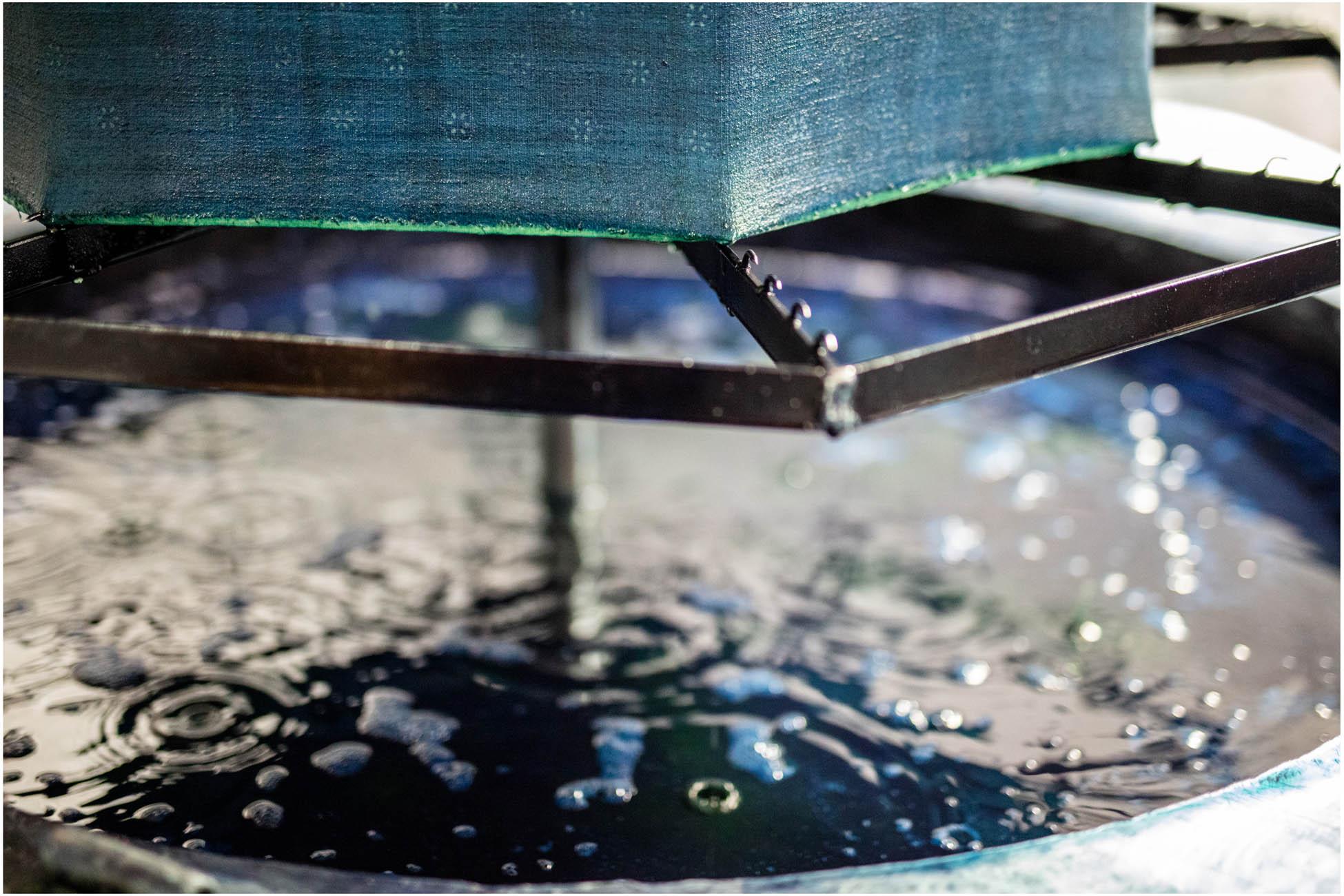 Werbefotos der Blaudruckerei Wagner aus dem Mühlviertel