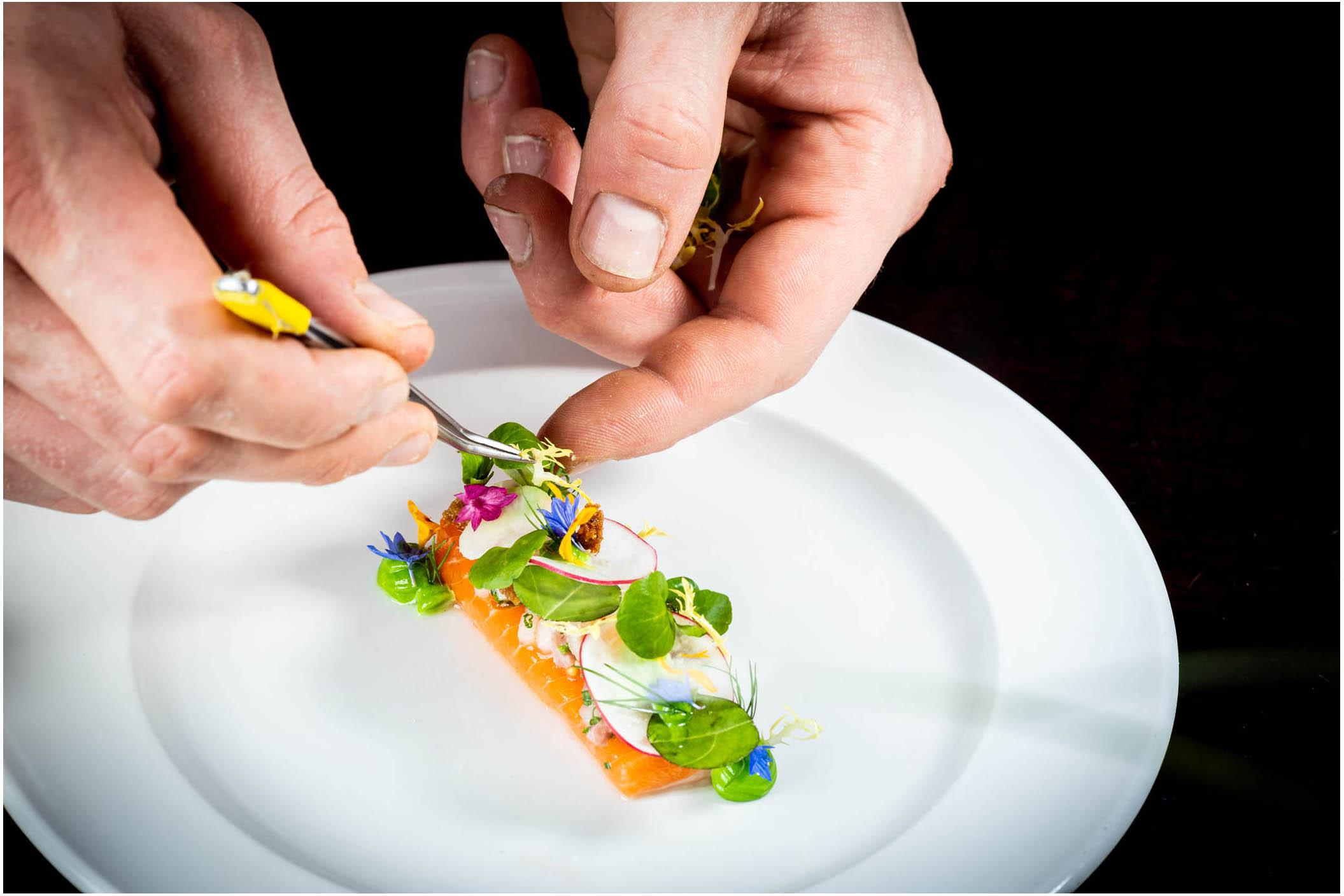 Food Fotos des Schloss Miralago in Pörtschach am Wörthersee in Kärnten